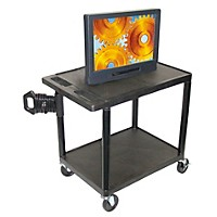 H. Wilson Mobile Plasma/ Lcd Cart (Up To 50