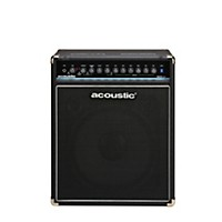 Acoustic B200mkii 200W Bass Combo Amp Black