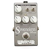 Wampler Sovereign Distortion Guitar Effects Pedal