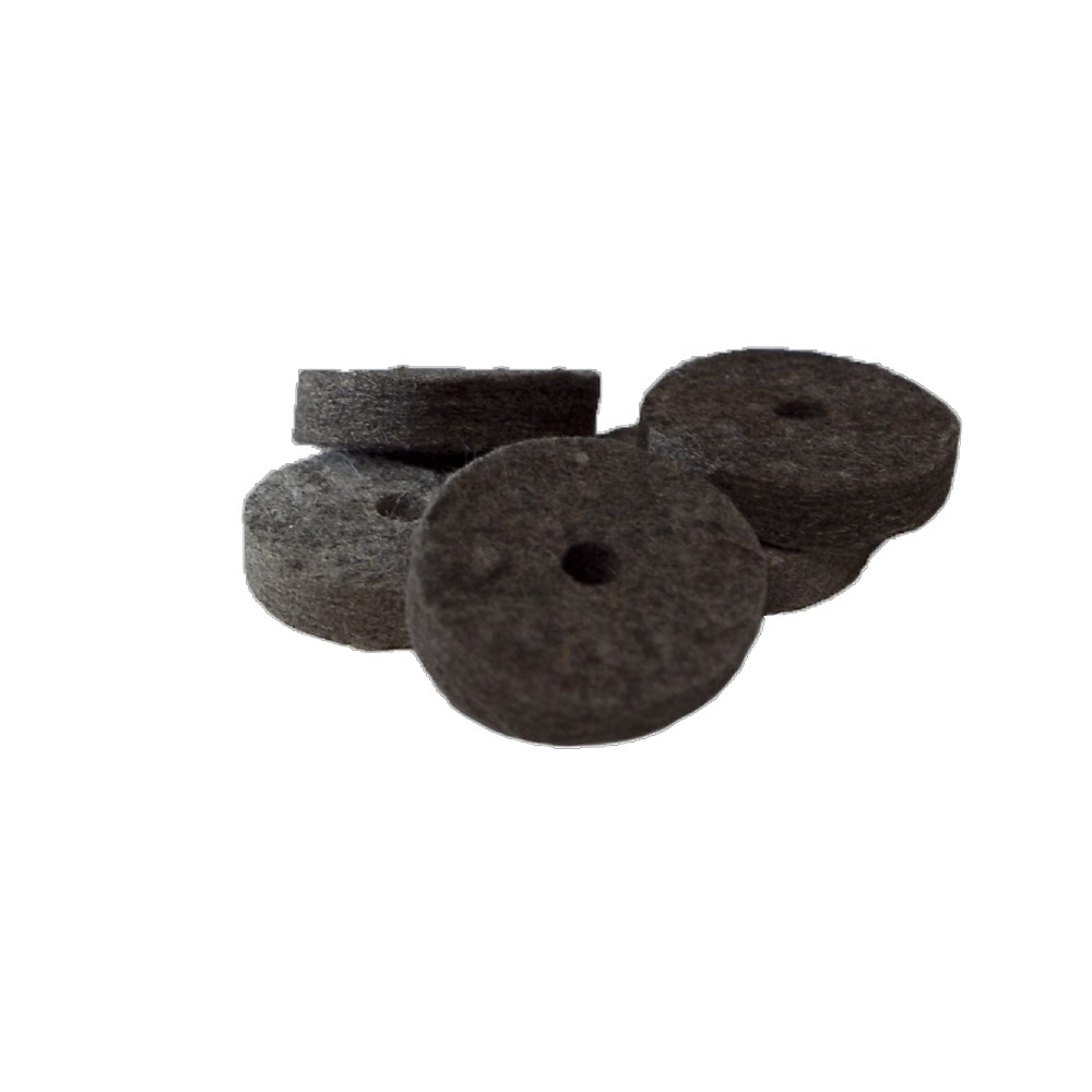 Zildjian Hi-Hat Bottom Cup Felt (10 Pack) 1336752541007