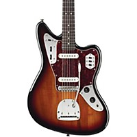 Squier Vintage Modified Jaguar Electric Guitar 3-Color Sunburst Rosewood Fingerboard