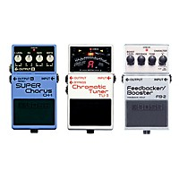 Boss Buy All 3 Herman Li Boss Pedals (Ch-1, Fb-2, Tu-3) And Get A Free Bcb30 Pedalboard