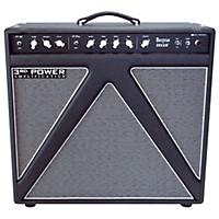 3Rd Power Amps British Dream 30W 1X12 Tube Guitar Combo Amp Black