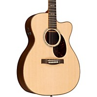 Martin Performing Artist Series Omcpa1 Plus Cutaway Orchestra Model Acoustic-Electric Guitar Natural