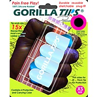 Gorilla Tips Fingertip Protectors Clear  ...