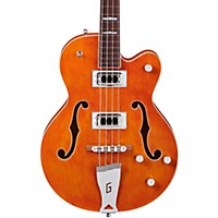 Gretsch Guitars G5440ls Electromatic Long Scale Hollowbody Bass Orange