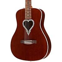 Fender Alkaline Trio Malibu Mahogany Acoustic Guitar Natural