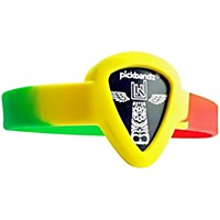 Pickbandz Pick-Holding Wristband Reggae Medium To Large