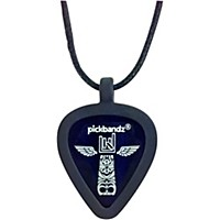 Pickbandz Pick-Holding Pendant/Necklace Epic Black