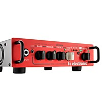 Tc Electronic Bh250 250W Bass Amp Head Black