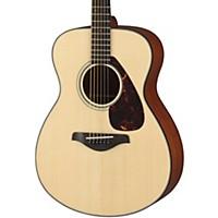 Yamaha Fs700s Solid Top Concert Acoustic Guitar Natural