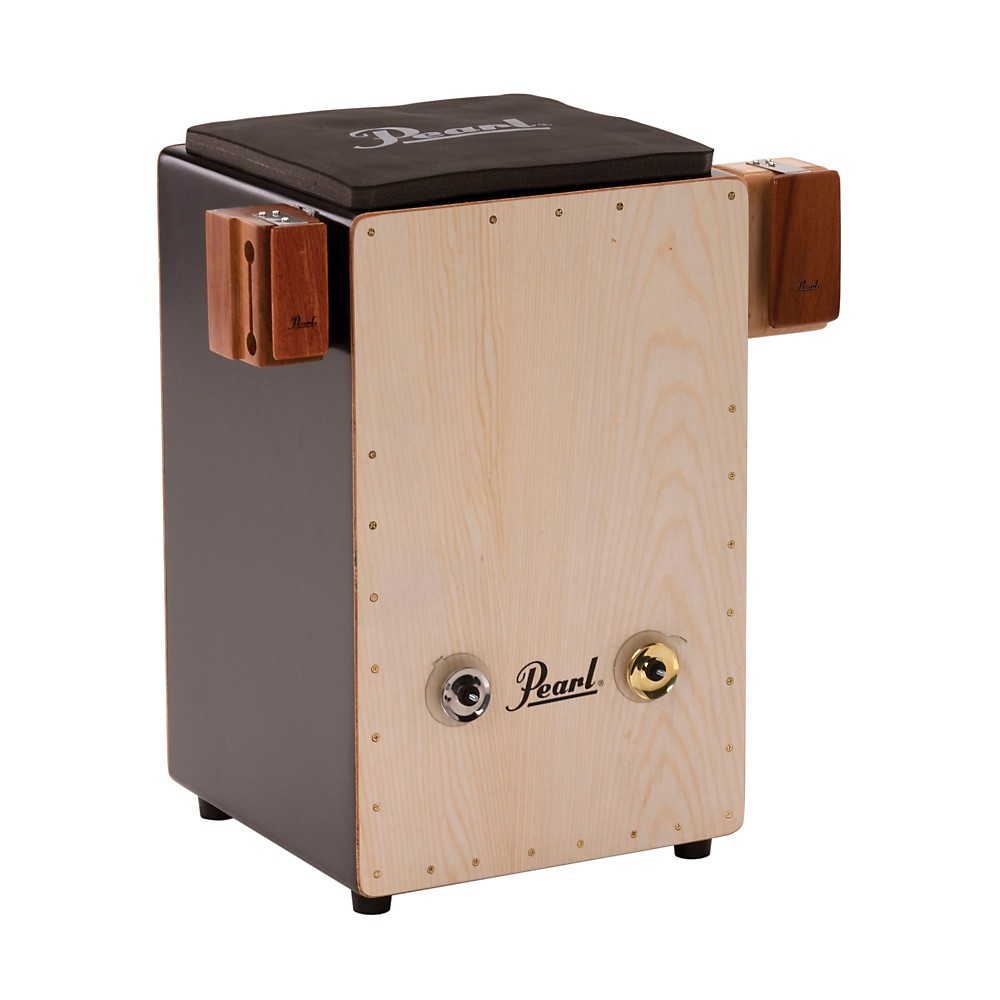 Pearl Complete Cajon Percussion Pack 1343059398590
