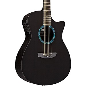 Rainsong Concert Series Orchestra Acoustic-Electric Guitar Graphite