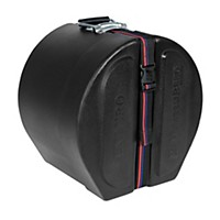 Humes & Berg Enduro Floor Tom Drum Case With Foam Black 14X14