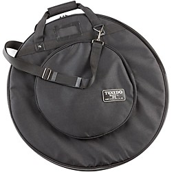Humes & Berg Tuxedo Cymbal Bag With Shoulder Strap Black 22 In.