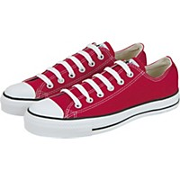 Converse Chuck Taylor All Star Core Oxford Low-Top Red Men's Size 11