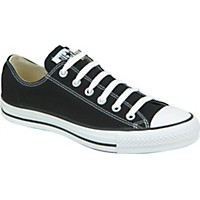 Converse Chuck Taylor All Star Core Oxford Low-Top Black Men's Size 6