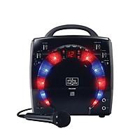 The Singing Machine Portable Cd & Graphics  ...