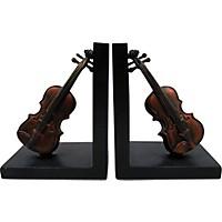 Aim Violin Bookends
