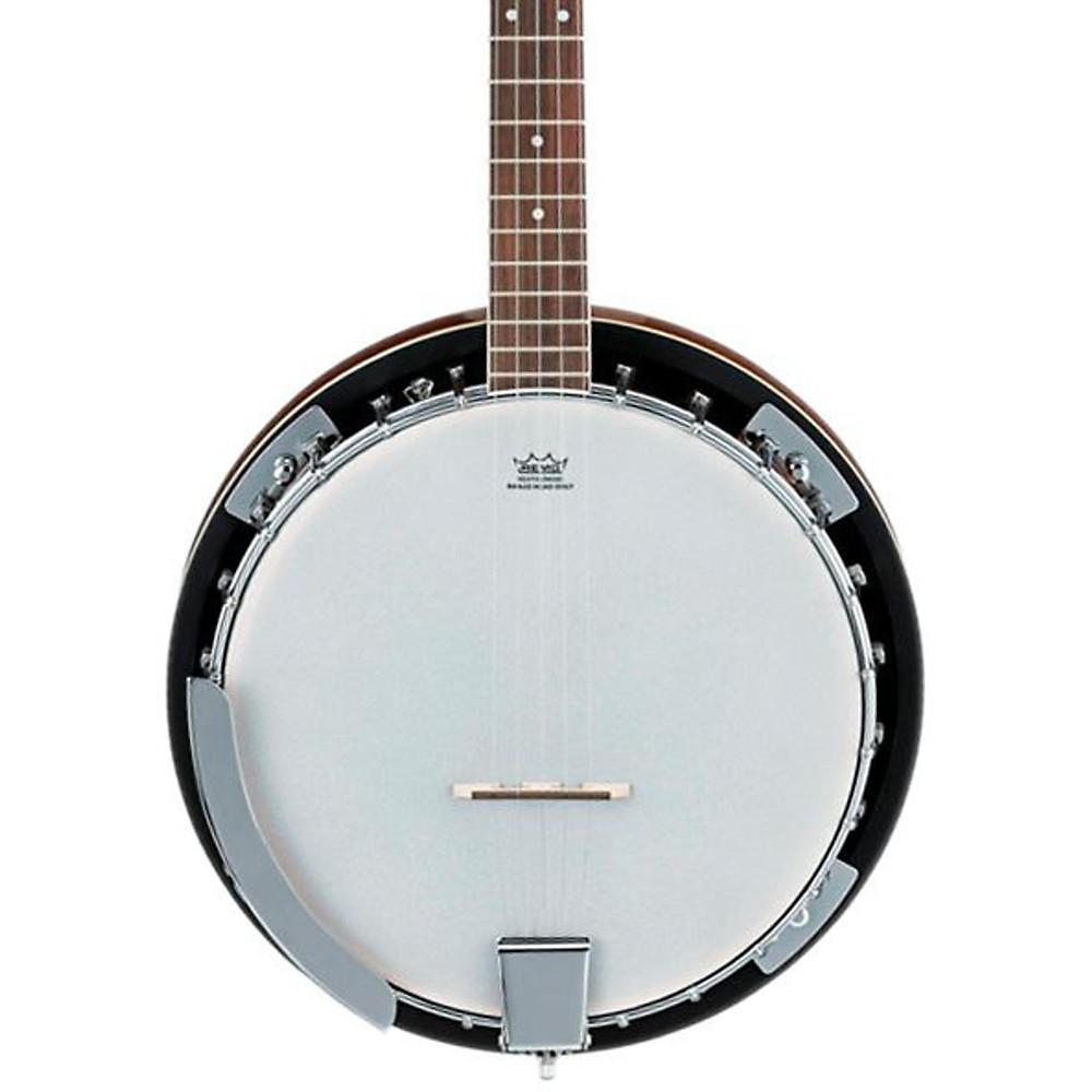 4. Ibanez B50 5-String Banjo Natural