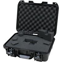 Gator Gu-1510-06-Wpdf Waterproof Injection Molded Case Black