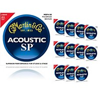 Martin Msp4100 Sp Phosphor Bronze Light  ...