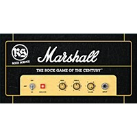 Hal Leonard Rock Science Marshall Board Game