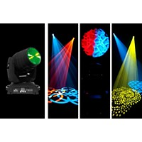 Chauvet Dj Intimidator Beam Led 350 Moving Head Lighting Effect