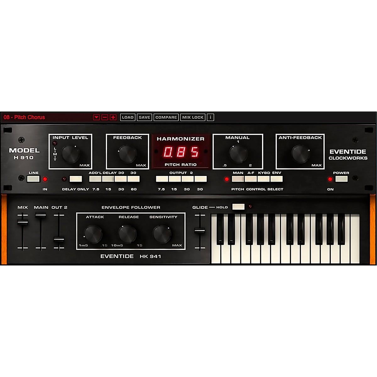 Eventide H910 Harmonizer Bundle