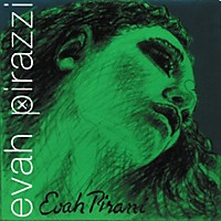 Pirastro Evah Pirazzi Series Violin String Set 4/4 Stark E String Look End