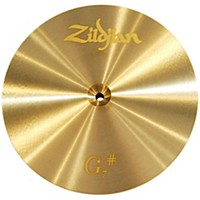 Zildjian Professional High Octave Single Note Crotale G#