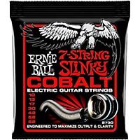 Ernie Ball 2730 Cobalt 7-String Skinny Top Heavy Bottom Electric Guitar Strings