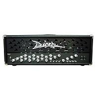 Diezel Hagen 100W 4-Channel Tube Guitar Amp Head Black