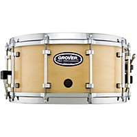 Grover Pro G1 Symphonic Snare Drum Natural  ...