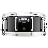 Grover Pro G1 Symphonic Snare Drum Natural Lacquer 14 X 6.5 In.