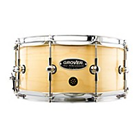 Grover Pro Gsx Concert Snare Drum Natural  ...