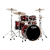 Pdp Concept Maple 5-Piece Shell Pack Natural  ...