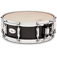 Black Swamp Percussion Concert Maple Shell Snare Drum Concert Black 14 X 5 In.