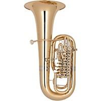 Miraphone 181 Belcanto Series 6-Valve 5/4 F Tuba Lacquer Gold Brass Body
