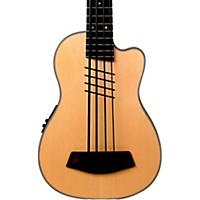 Kala Hutch Hutchinson Signature Acoustic Electric U-Bass Natural