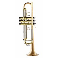 Bac Custom Brass New York City Model Professional Bb Trumpet Nyc Lacquer