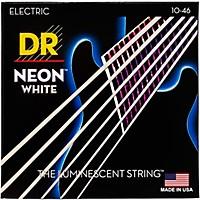 Dr Strings K3 Neon Hi-Def White Electric  ...