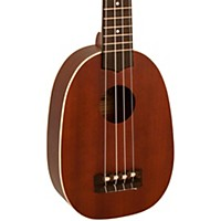 Lanikai Tunauke Pineapple Ukulele Natural