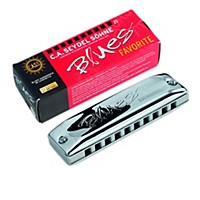 Seydel Blues Favorite Harmonica Low D