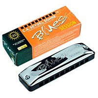 Seydel Blues Session Standard Harmonica Natural Minor Ab