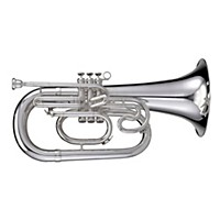 Adams Me1 Series Marching Euphonium Me1s Silver