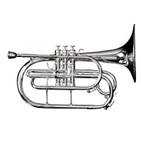 Adams Mm1 Series Marching F Mellophone Mm1s Silver