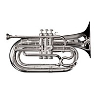 Adams Mb1 Series Marching Bb Baritone Mb1s Silver