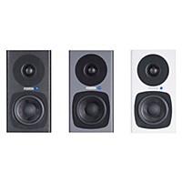 Fostex Pm0.3 3 Inch Studio Monitors (Pair) Gray