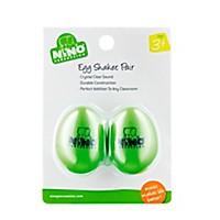 Nino Plastic Egg Shaker Pairs Grass Green